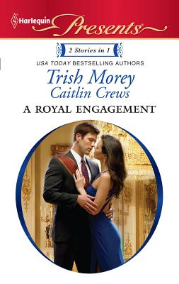 A Royal Engagement: The Storm Within\The Reluctant Queen - Morey, Trish, and Crews, Caitlin