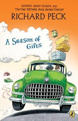 A Season of Gifts - Peck, Richard