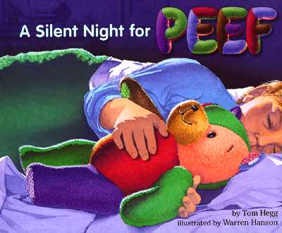 A Silent Night for Peef - Hegg, Tom