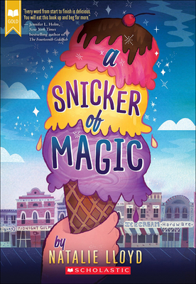 A Snicker of Magic - Lloyd, Natalie