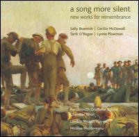 A Song More Silent - Alexandra Stevenson (soprano); Ben Jonson (tenor); Carolyn Dobbin (mezzo-soprano); Dawid Kimberg (baritone);...