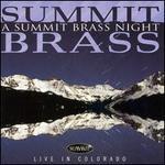 A Summit Brass Night: Live in Colorado