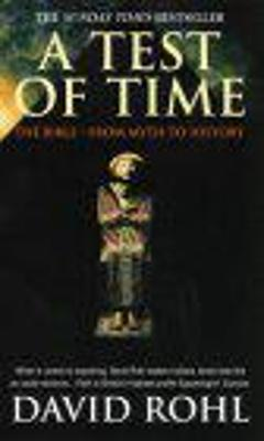 A Test of Time - Rohl, David M