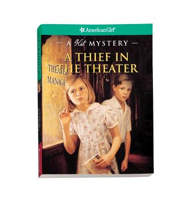 A Thief in the Theater: A Kit Mystery - Buckey, Sarah Masters