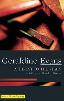 A Thrust to the Vitals - Evans, Geraldine