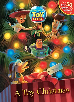 A Toy Christmas - Rh Disney (Illustrator)