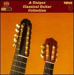 A Unique Classical Guitar Collection