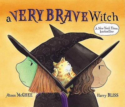 A Very Brave Witch - McGhee, Alison