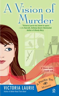 A Vision of Murder - Laurie, Victoria