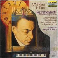 A Window in Time - Sergey Rachmaninov (piano)