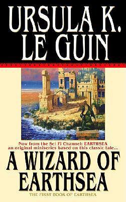 A Wizard of Earthsea - Le Guin, Ursula K