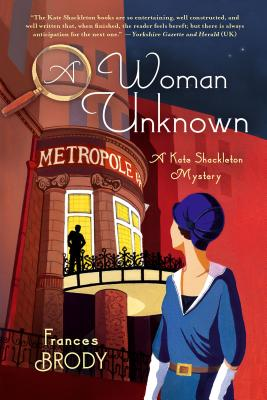A Woman Unknown - Brody, Frances