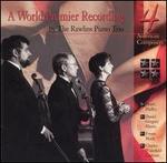 A World Premiere Recording: 4 American Composers