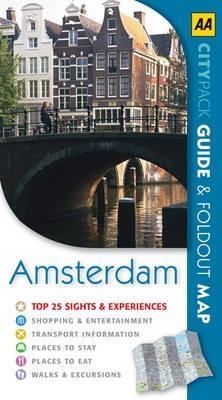 AA CityPack Amsterdam - Fisher, Teresa