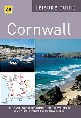 AA Leisure Guide Cornwall - Hannigan, Des