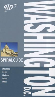 AAA Spiral Guide Washington D.C. - Franklin, Paul, and Christensen, Shane