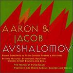 Aaron & Jacob Avshalomov