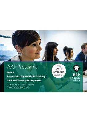 Aat Cash & Treasury Management: Passcards - BPP Learning Media