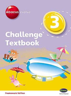 Abacus Evolve Challenge Year 3 Textbook - Pinel, Adrian, and Pinel, Jeni
