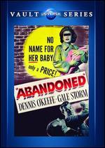 Abandoned - Joseph Newman