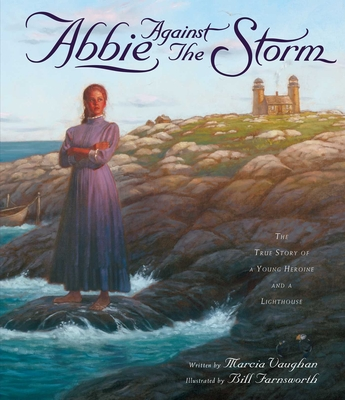 Abbie Against the Storm (CL) - Vaughan, Marcia