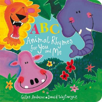 ABC Animal Rhymes for You and Me - Andreae, Giles