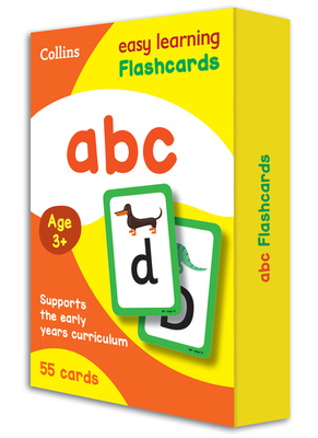 ABC Flashcards - Collins Easy Learning