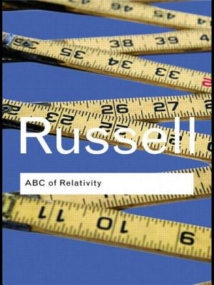 ABC of Relativity - Russell, Bertrand, Earl, and Clark, Peter (Introduction by)