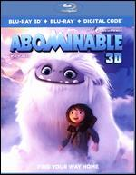 Abominable [3D] [Blu-ray]