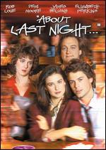 About Last Night... [WS] - Edward Zwick