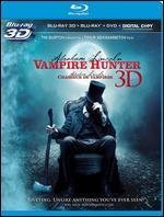 Abraham Lincoln: Vampire Hunter [3D] [Blu-ray/DVD] - Timur Bekmambetov