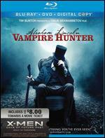 Abraham Lincoln: Vampire Hunter [Blu-ray/DVD] [Includes Digital Copy] [UltraViolet] [Movie Money]