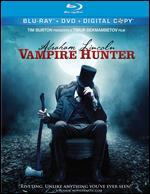 Abraham Lincoln: Vampire Hunter [Includes Digital Copy] [Blu-ray]