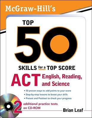 ACT English, Reading, and Science - Leaf, Brian