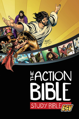 Action Bible Study Bible-ESV - Cook David C, and DeVries, Catherine (Editor)