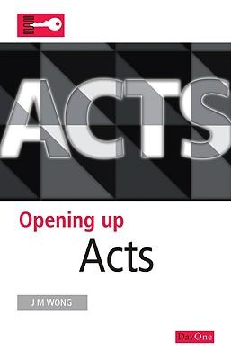 Acts - Wong, John-Michael