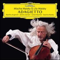 Adagietto - Janine Jansen (violin); Julian Rachlin (viola); Lily Maisky (piano); Martha Argerich (piano); Mischa Maisky (cello);...
