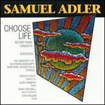 Adler: Choose Life, etc.