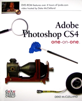Adobe Photoshop Cs4 One-On-One - McClelland