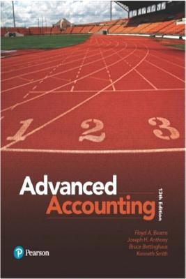 Advanced Accounting - Beams, Floyd A, and Anthony, Joseph H, and Bettinghaus, Bruce