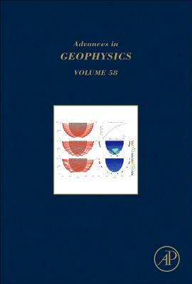 Advances in Geophysics: Volume 58 - Nielsen, Lars (Series edited by)
