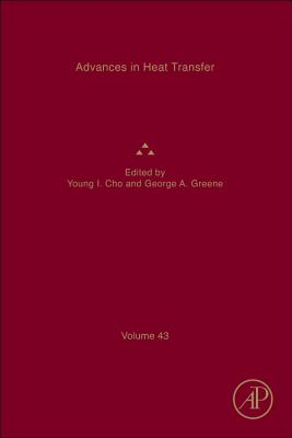 Advances in Heat Transfer - Cho, Young I (Editor)