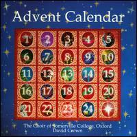 Advent Calendar - Douglas Knight (organ); Jeremy Carpenter (baritone); Keith Fairbairn (percussion); Mary-Louise Aitken (soprano);...