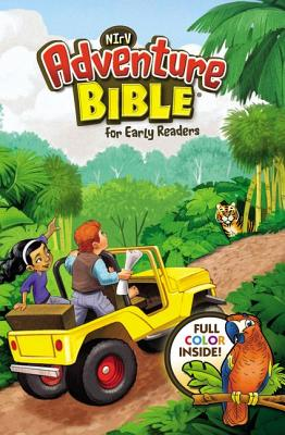 Adventure Bible for Early Readers-NIRV - Richards, Lawrence O, Mr. (Editor)