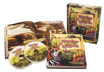 Adventure Bible Storybook Deluxe Edition - DeVries, Catherine