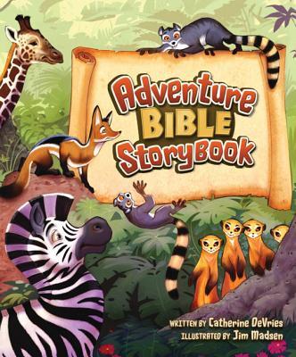 Adventure Bible Storybook - DeVries, Catherine