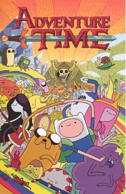 Adventure Time, Volume 1 - North, Ryan, and Paroline, Shelli (Illustrator), and Lamb, Branden (Illustrator)