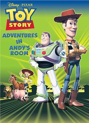 Adventures in Andy's Room - Disney Storybook Artists (Illustrator)