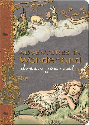 Adventures in Wonderland Dream Journal - Sunshine, Linda