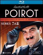 Agatha Christie's Poirot: Series 7 & 8 [2 Discs]